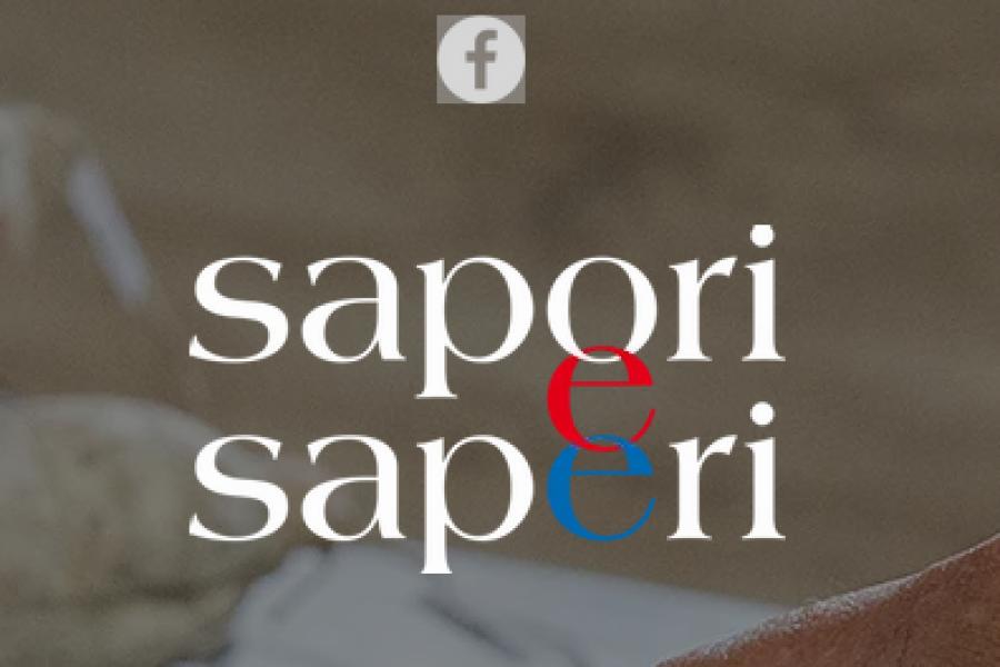 25.10.2020 – 19° edizione Sapori e Saperi